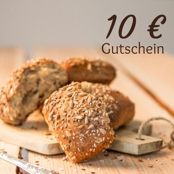 10€ Gutschein