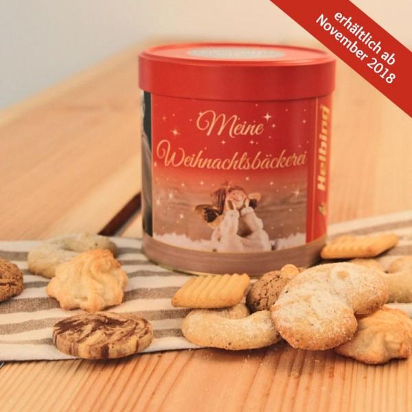 Plätzchen-Weihnachtsdose