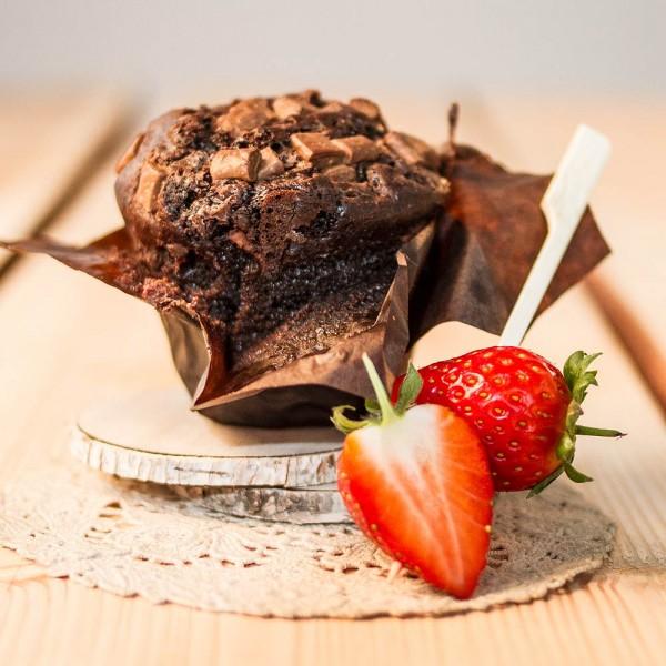Muffin Schokolade, 100 g